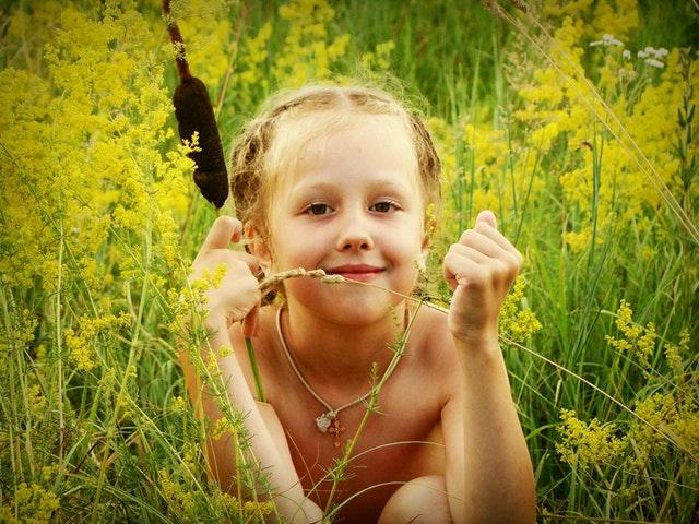 Как привить ребенку любовь к окружающему миру.