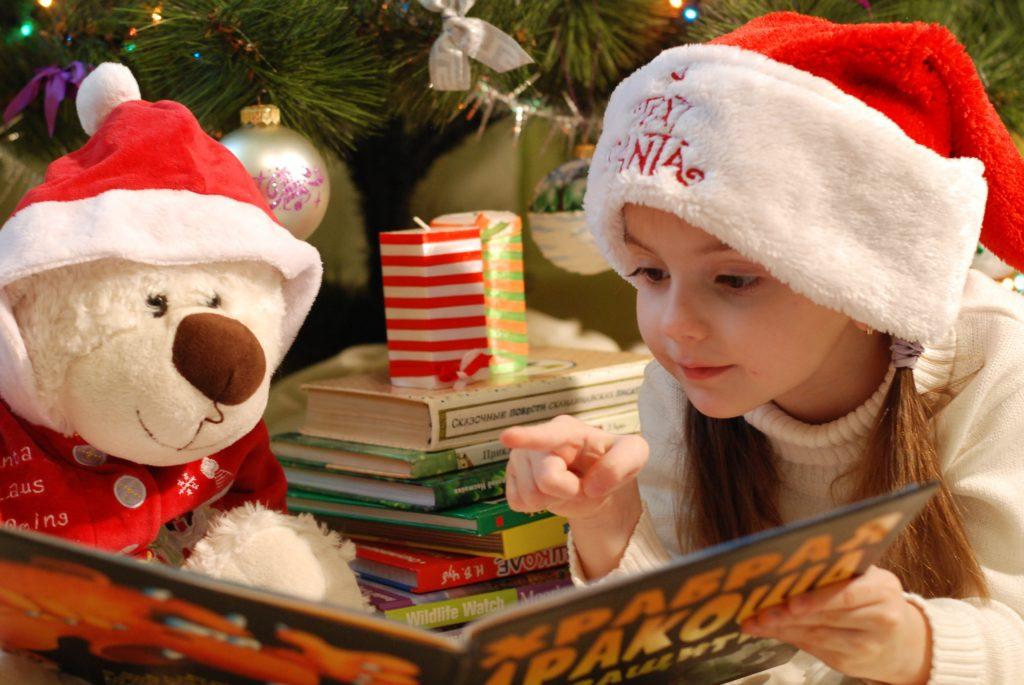 Прививаем ребенку любовь к чтению: простые советы.