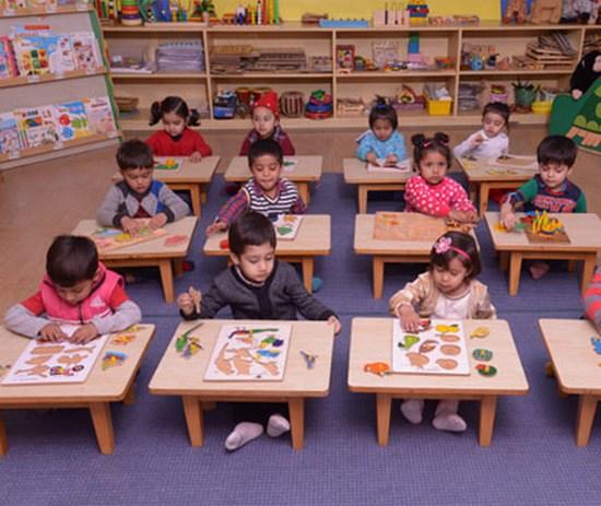 Воспитание ребенка по методике Монтессори